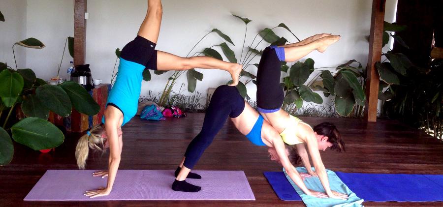Pilates And Acro Yoga In Bali Pilates Retreats In Asia